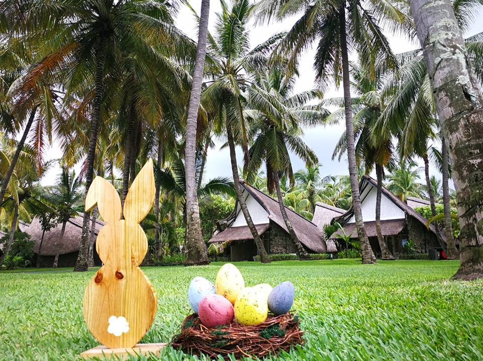 Easter in Mauritius