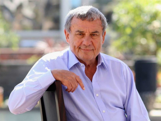 Tribute to a visionary who founded our company Sun Resorts - Solomon (Sol) Kerzner, K.C.M.G.