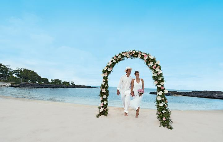 Getting Married in Mauritius